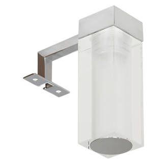 Ranex Empoli LED Bathroom Mirror Light Chrome G9 Ranex,Ranex Empoli LED Bathroom Mirror Light Chrome G9 1.9W,Chrome http://www.MightGet.com/april-2017-1/ranex-empoli-led-bathroom-mirror-light-chrome-g9.asp