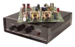 Ramsey SR2C Shortwave Receiver Kit  Build a tunable SW radio