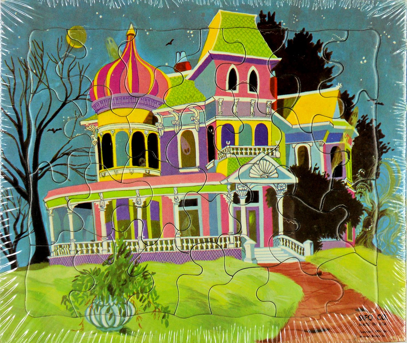 Gardner Haunted House: Cute Halloween, Illustration