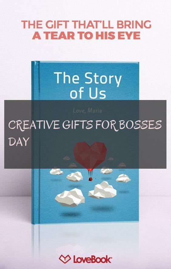 Creative Gifts For Bosses Day Kreative Geschenke Für Cheftag