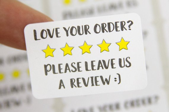 Review Stickers Please Leave A Review Etsy Review Review Request Purchase Review Review La Etsy Reviews Business Branding Inspiration Etsy Packaging