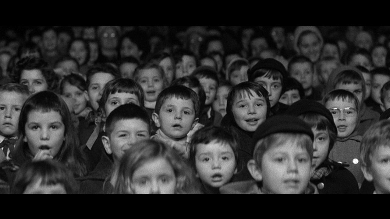 Les 400 coups. Dir. François Truffaut (1959)