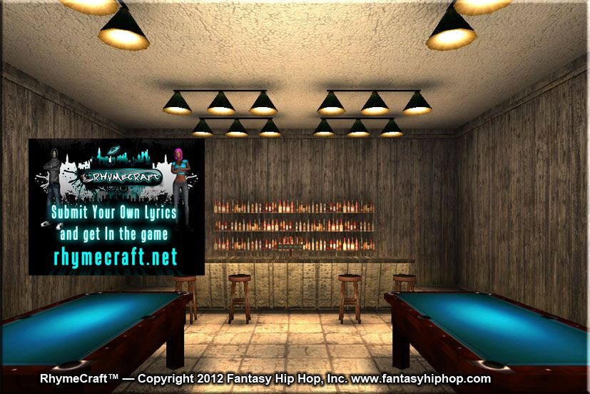 Take a break at the bar rhymecraft invites all indieunsigned rhymecraft invites all indieunsigned artists stopboris Gallery