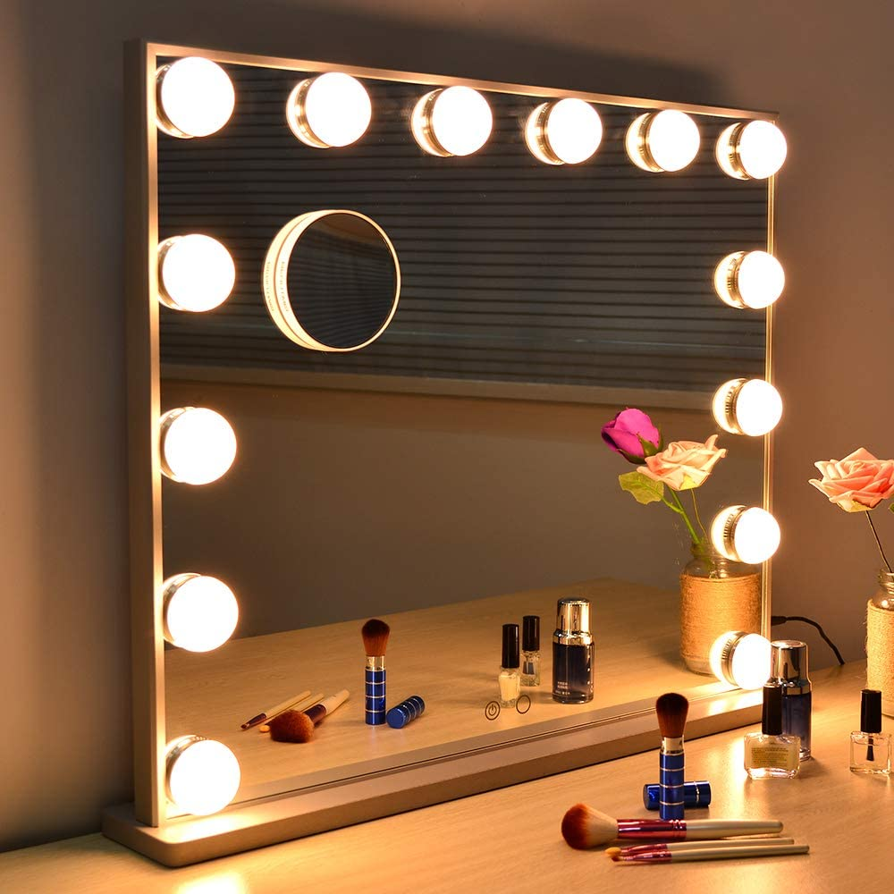 Eclairage Miroir Coiffeuse