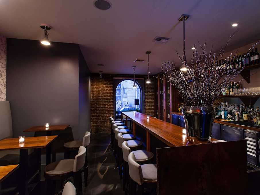 Four michelinstarred restaurants in new york city have
