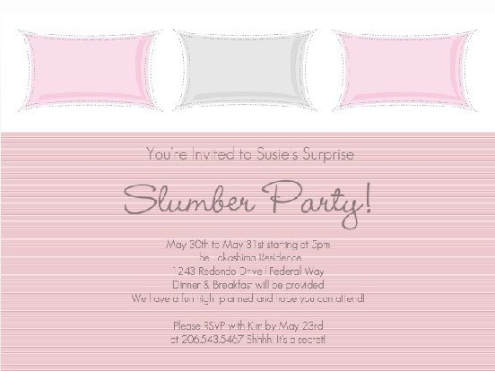 Great games for slumber parties Great site with tons of ideas for