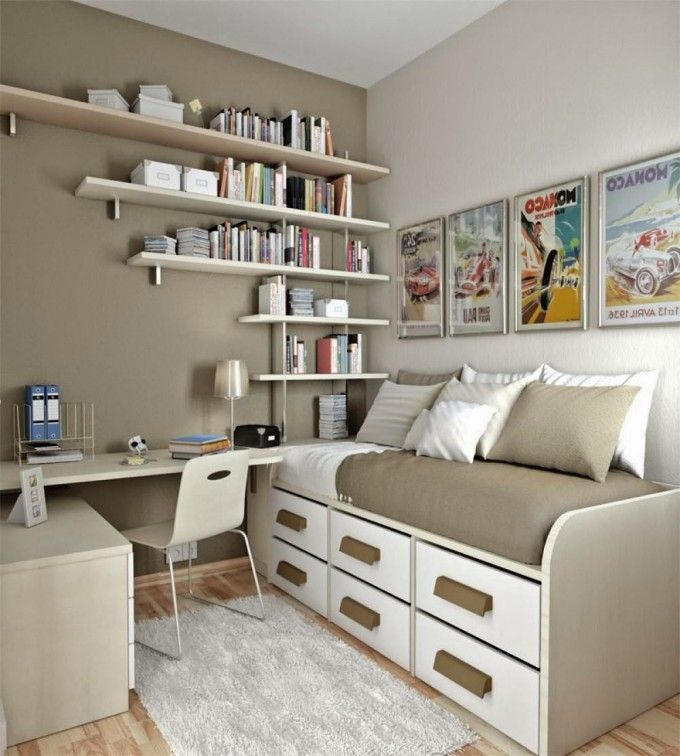 32++ Small bedroom ideas for storage formasi cpns