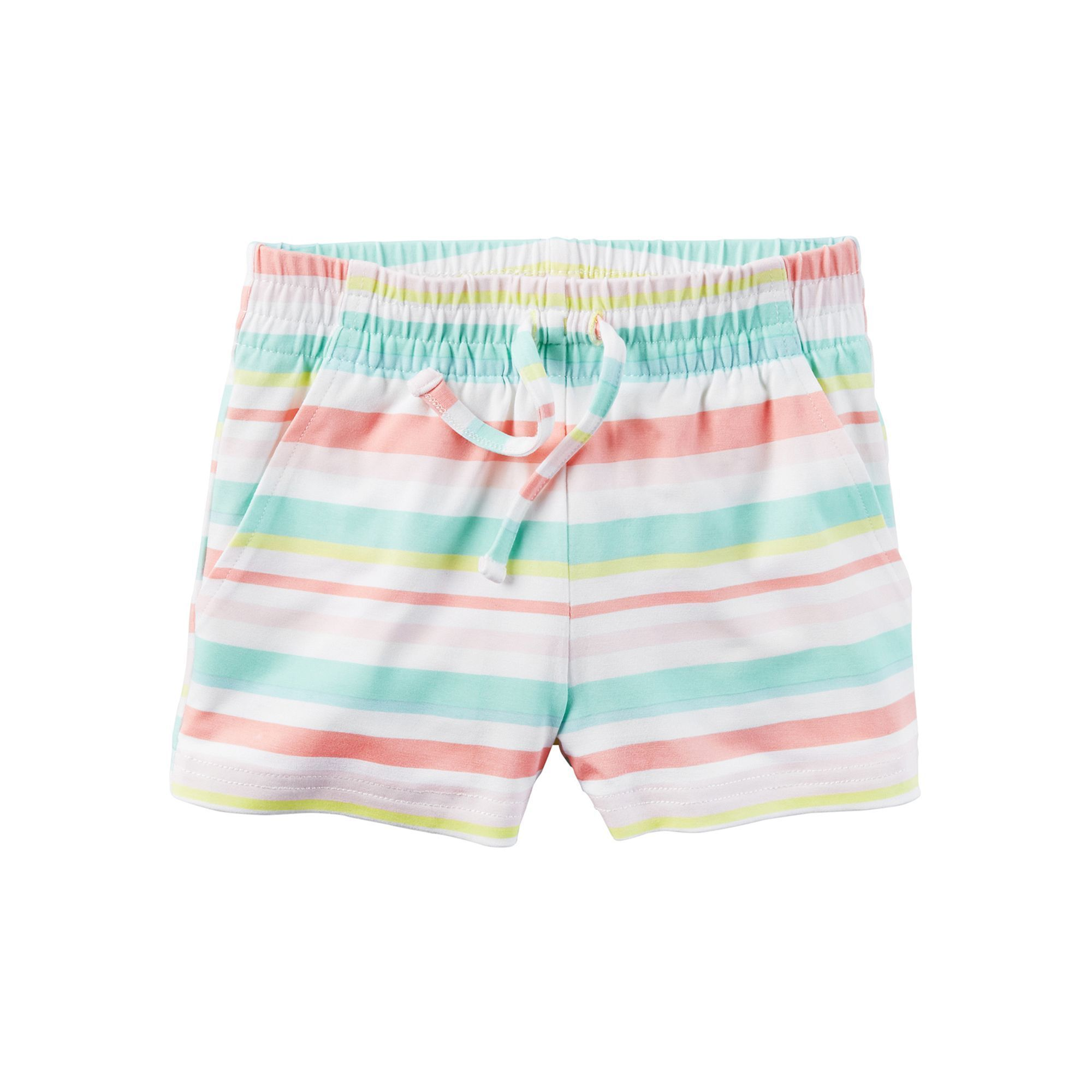 905dfac69 Girls 4-8 Carter's Pull-On Printed Pattern Shorts, Girl's, Size: 6X, Ovrfl  Oth