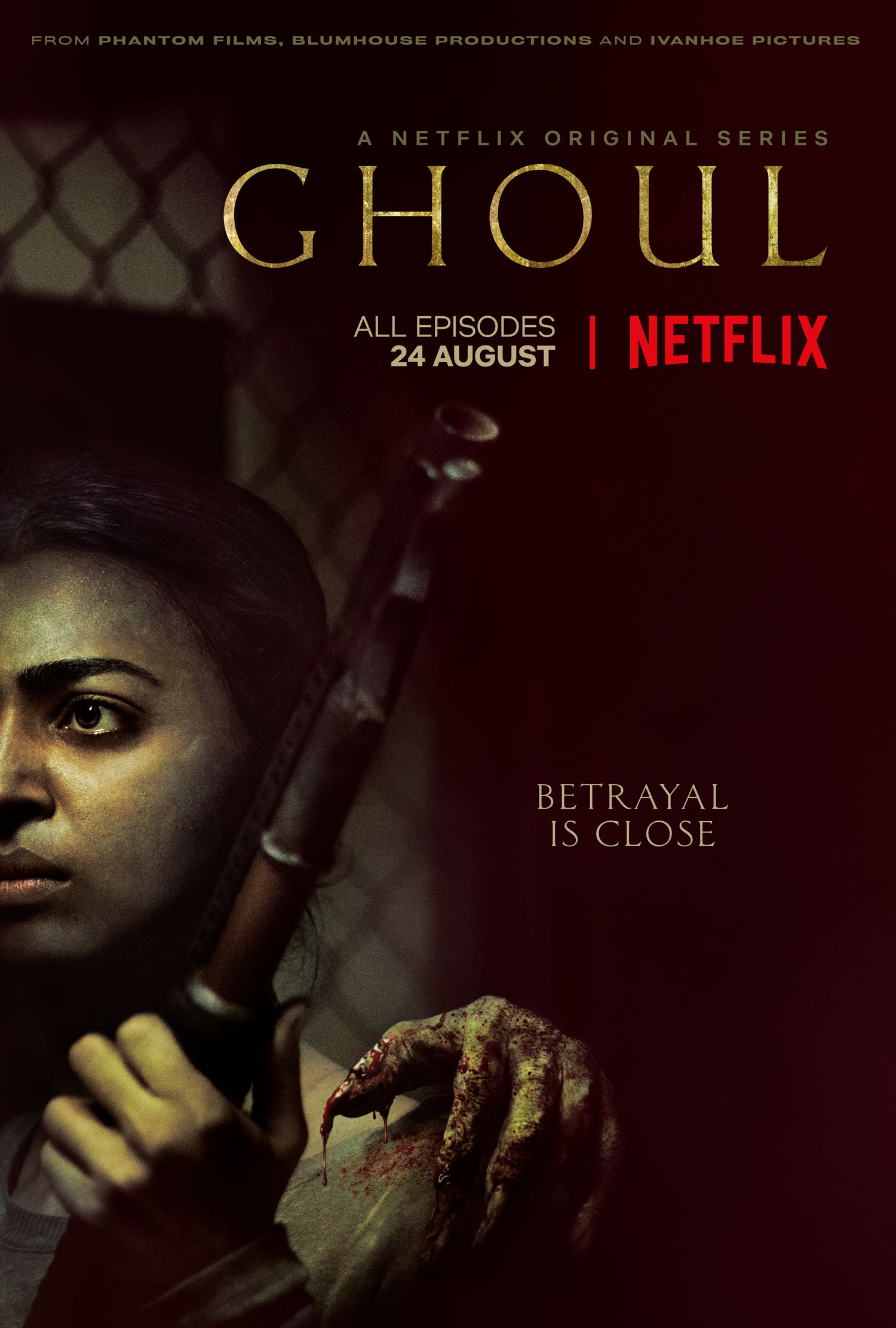 Netflix's First Original Indian Horror Series GHOUL Is Coming In ...