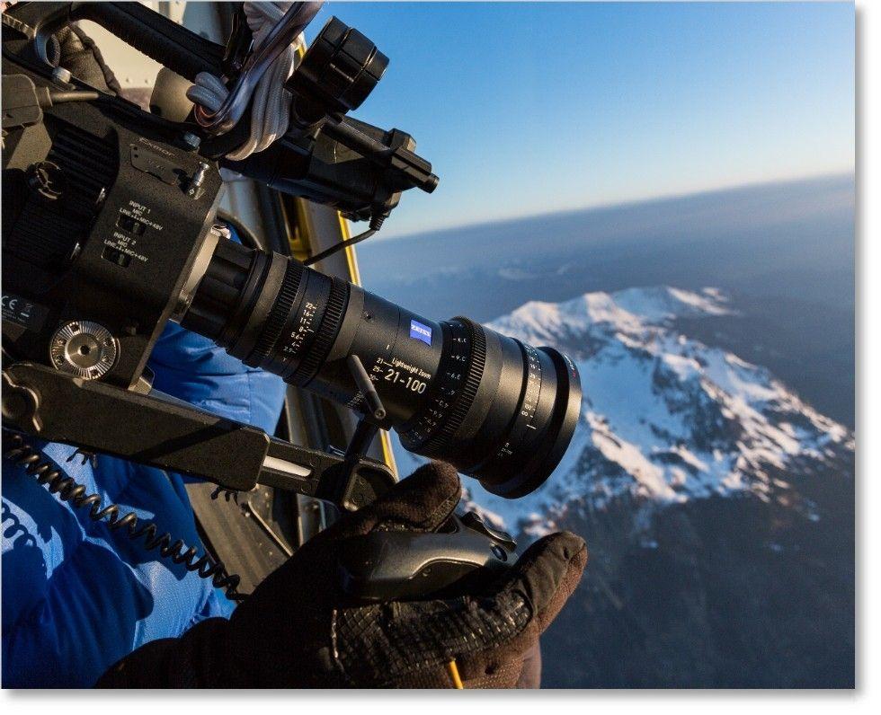 Zeiss 21 100mm Lightweight Zoom Lens