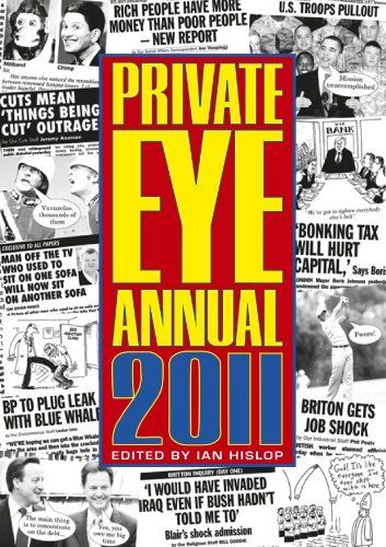 Private Eye Annual (Annuals) by Ian Ed Hislop. $0.01