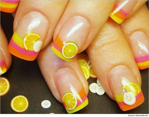 Fun Fimo Nail Art Ideas & Designs | Fimo Nail Art Stickers ...