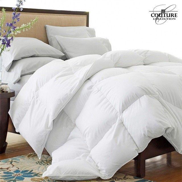 Ultra Plush Overfilled Amp Oversized Down Alternative Comforter