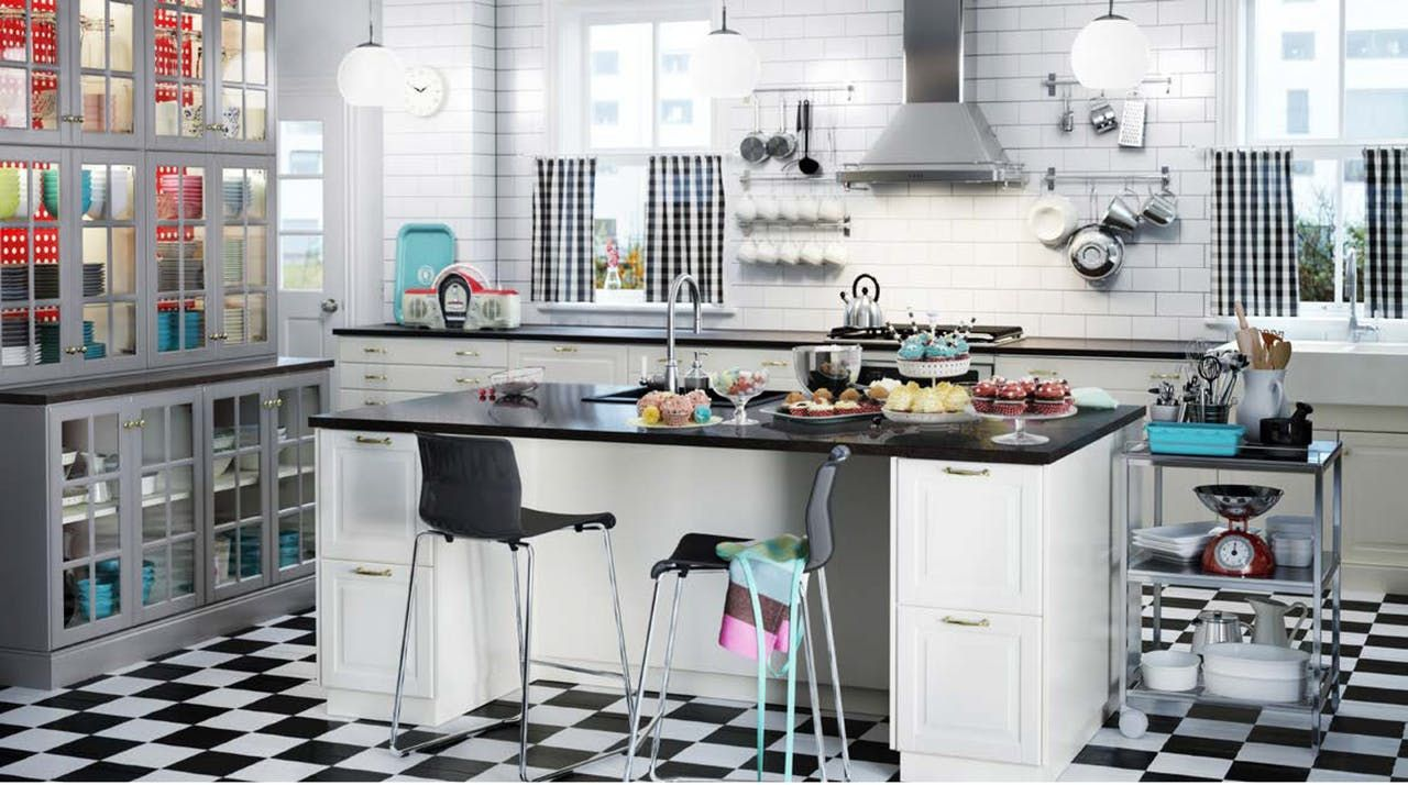 A Guide to IKEA's New SEKTION Kitchen We've Got