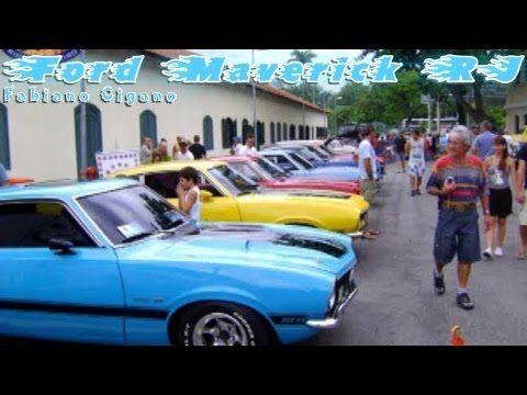 Youtube Ford Maverick Muscle Car Corvette