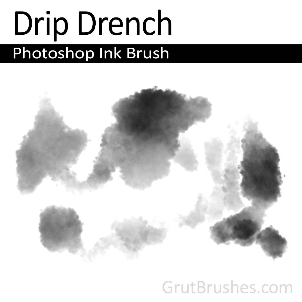 Photoshop Freebies For Digital Artists Photoshop Ink Wash