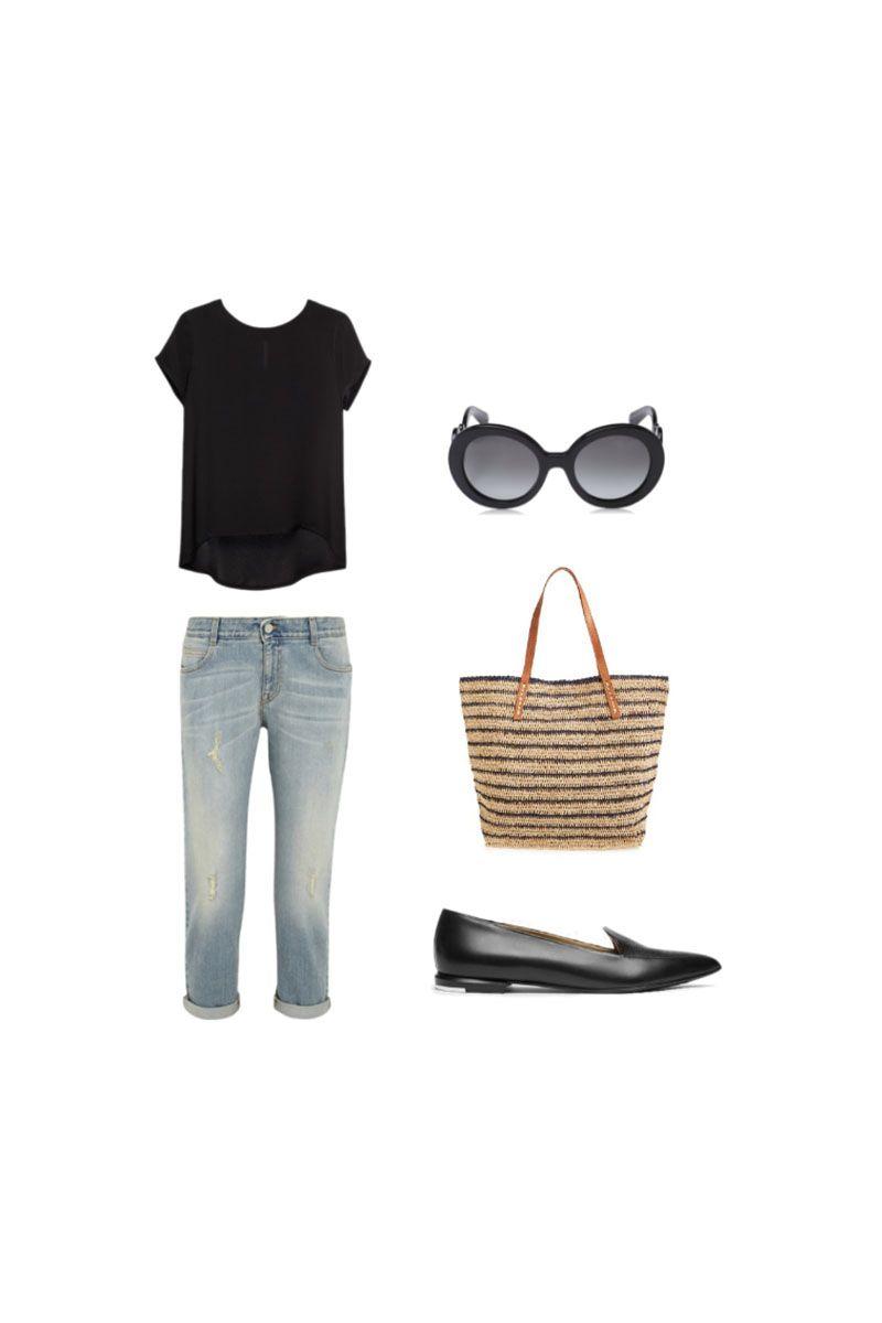 Minimal Wardrobe Summer Outfits   10 Summer Outfits From My Minimal Wardrobe  Capsule Closet.