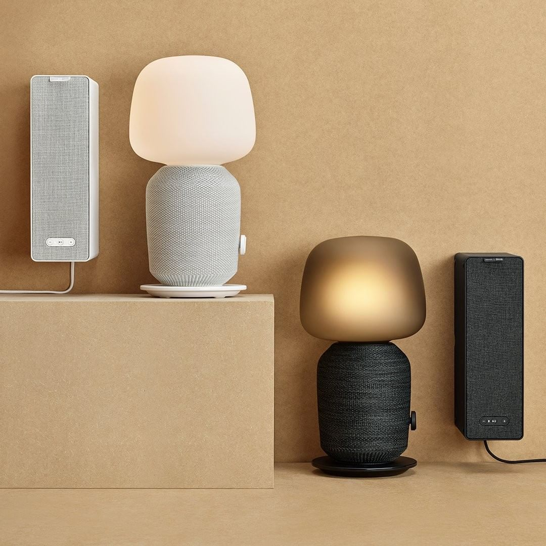 Ikea Usa On Instagram Symfonisk Our New Collaboration With Sonos Is Available Online And In Stores 8 1 Your Home Will Never Sou Sonos Table Lamp Ikea Lamp