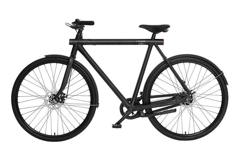 Vanmoof Smartbike Bicycle Bike Design Bike Bicycle