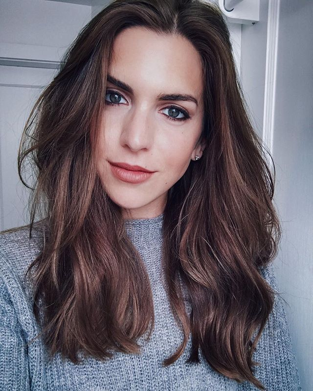 Wedding Hairstyles For Long Hair 24 Creative Unique: Bronde / Brunette Melt With Babylights