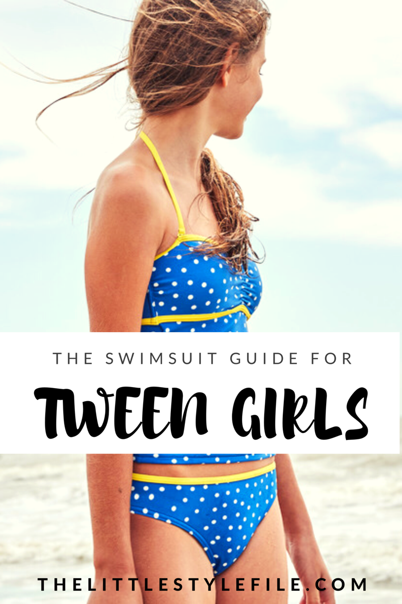 Swimsuits 2017: Tween Girls Edition | Fashion