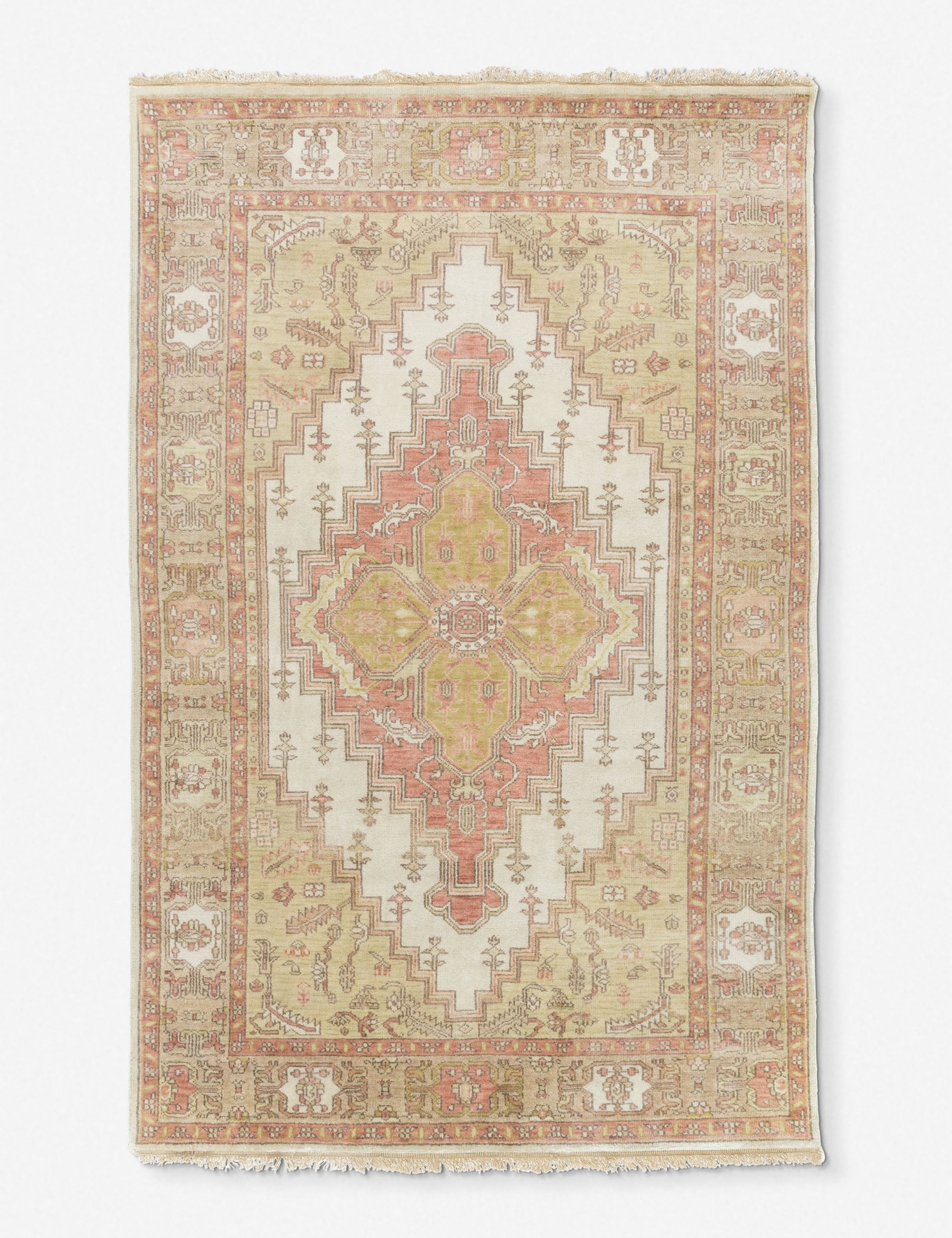 Safina Rug Blush In 2020 Rugs On Carpet Hand Knotted Rugs Textured Carpet