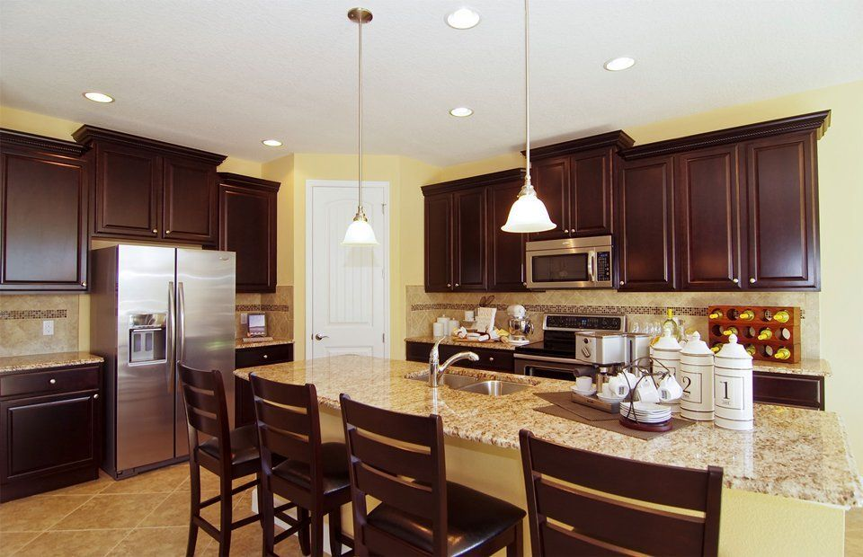 raised ranch kitchen ideas | home features | madison | new home in