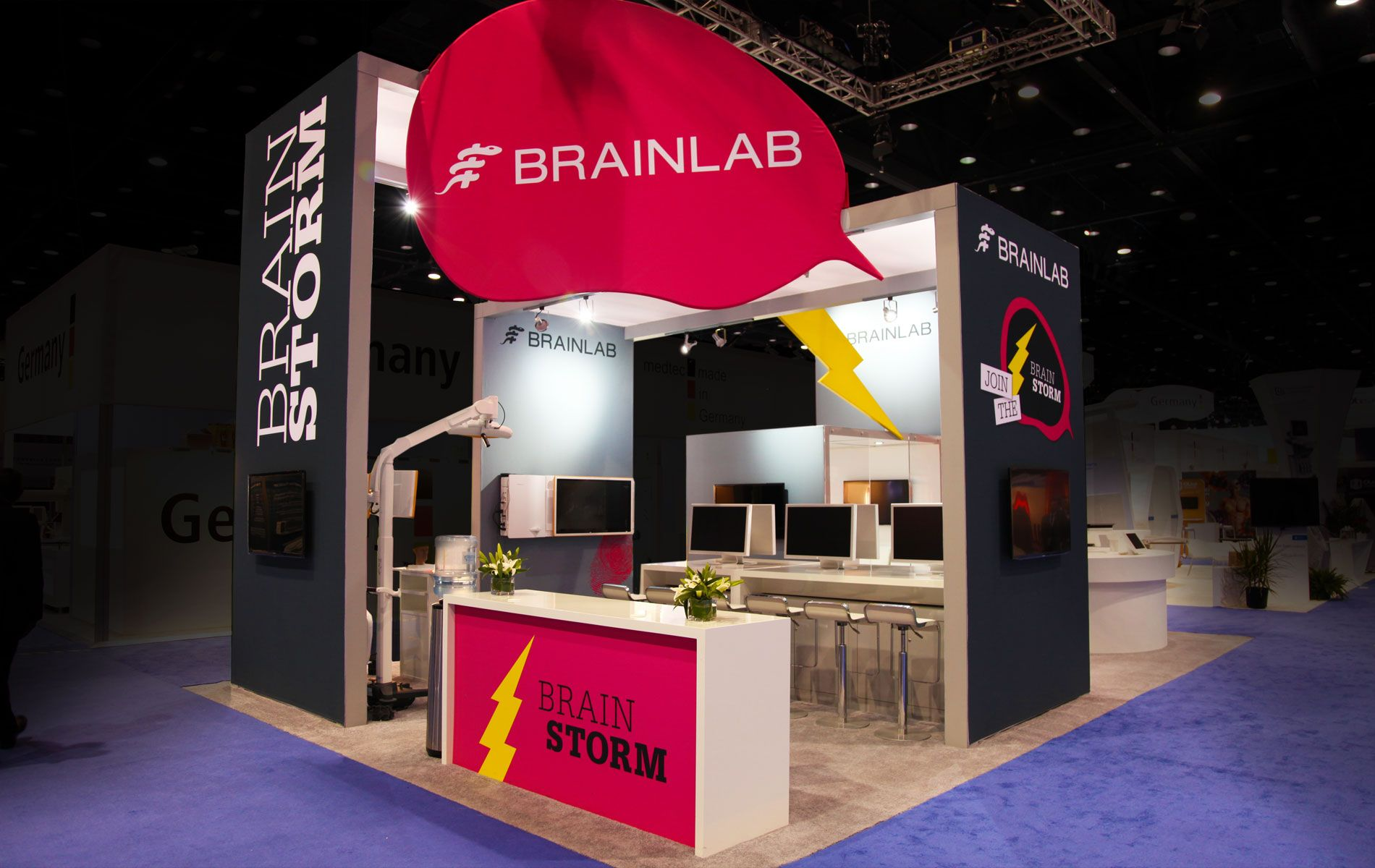 Exhibition Stand Design Portfolio : Custom exhibit design portfolio catalyst exhibits inc