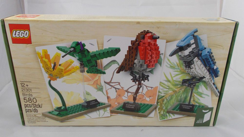 Lego 21301 Birds Ideas Sealed #LEGO