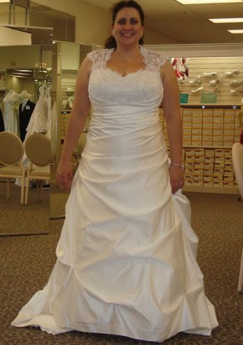 Image Result For Best Wedding Dress Large Bust And Stomach