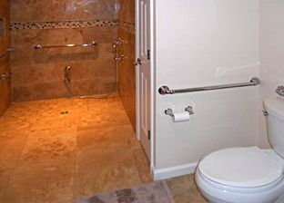Ada Compliant Additions Handicap Bathroom Design Handicap