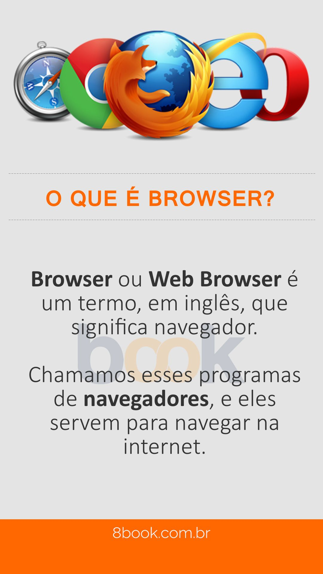 Voce Sabe O Que E Browser Browser Ou Web Browser E Um Termo Em