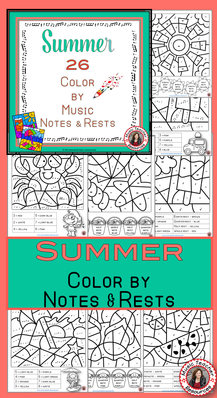 music coloring pages 26 summer music coloring sheets music