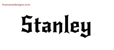 Gothic Name Tattoo Designs Stanley Download Free Free Name Designs Name Tattoo Designs Name Design Name Tattoo