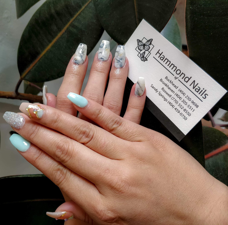 Sns Manicure Manicure Sandy Spring Engagement