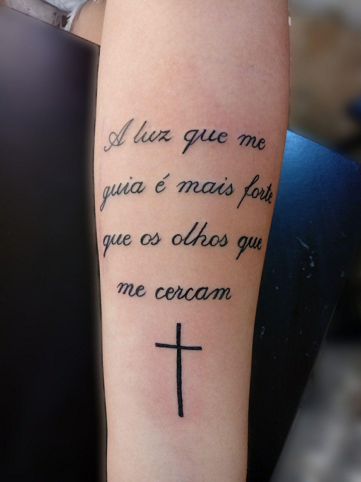 jholl_tattoo Frases para tatuagem feminina, Tatuagem