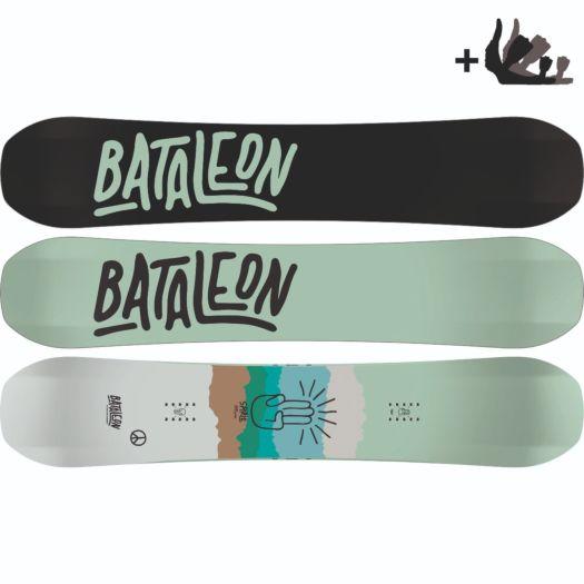 Bataleon Spirit snowboard dames incl. Spirit Combo bindingen De Wit Schijndel
