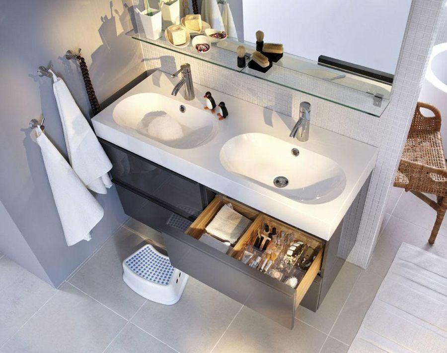 10 ideas para baños pequeños Küçük Banyolar Pinterest