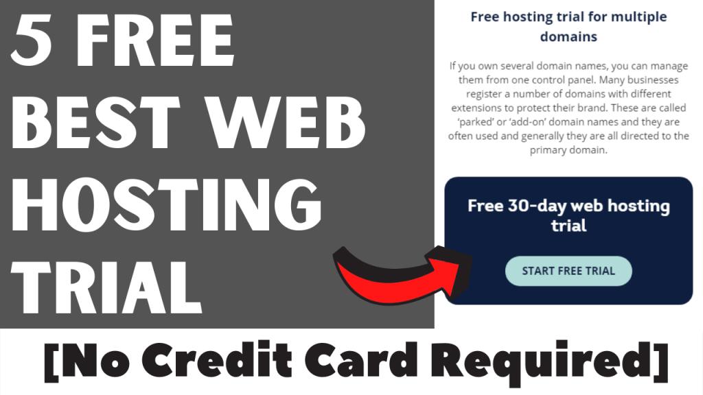 12++ Web hosting free trial viral