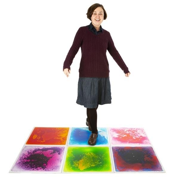 Gel Floor Tiles Sensory Processing Especial Needs In 2020