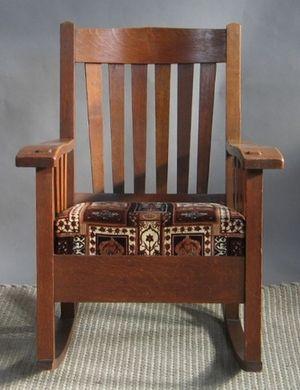 mission style fauteuil assises meubles de style mission maisons de style mission