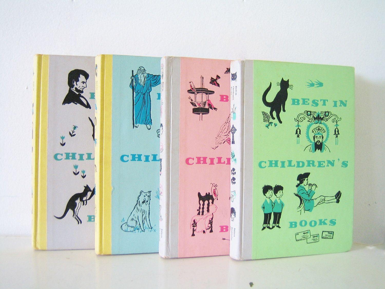 15 Mid-Century Children's Books