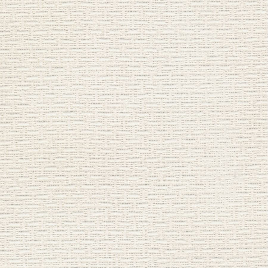 Shop Allen Roth White Strippable Paper Prepasted Textured
