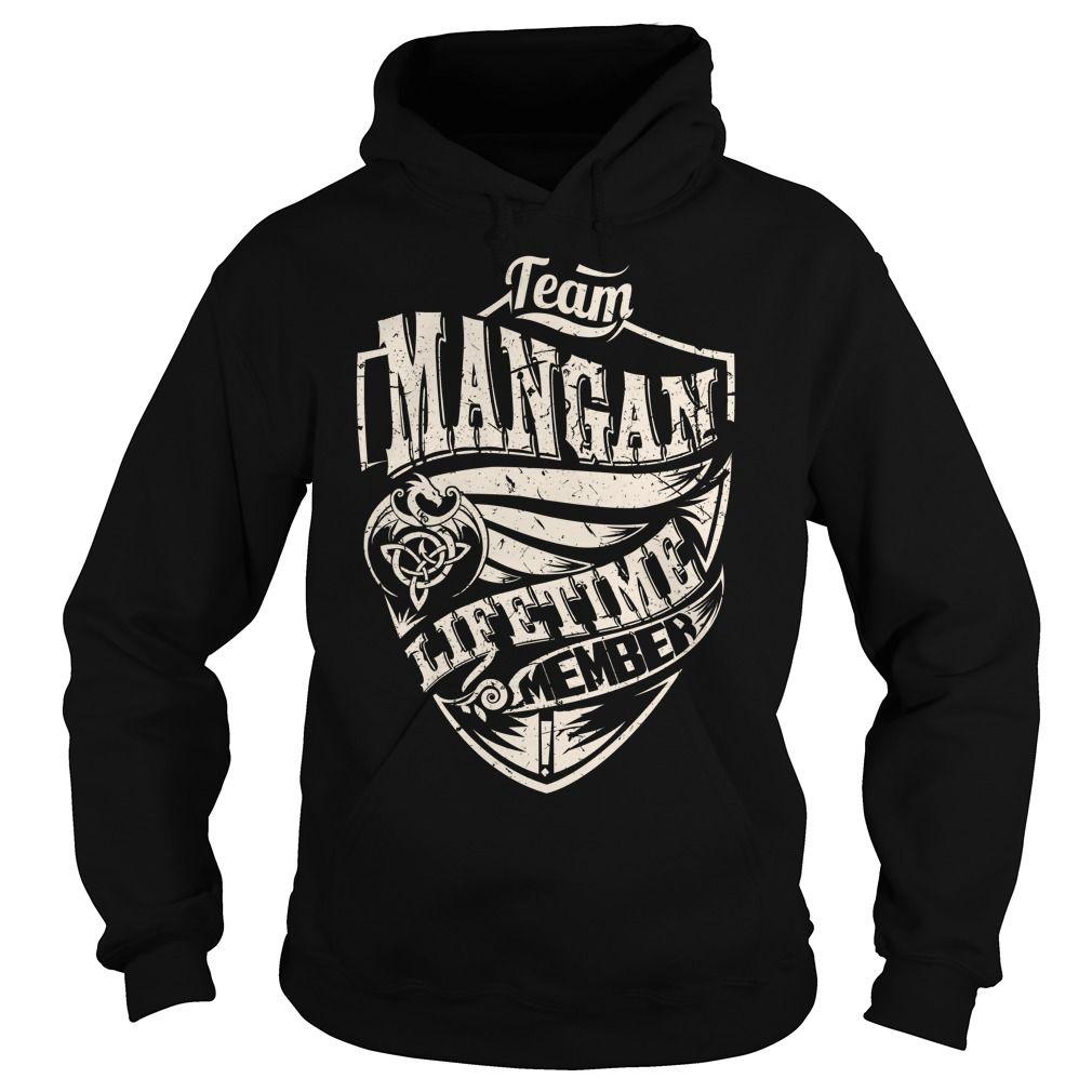 Team MANGAN Lifetime Member (Dragon) - Last Name, Surname T-Shirt