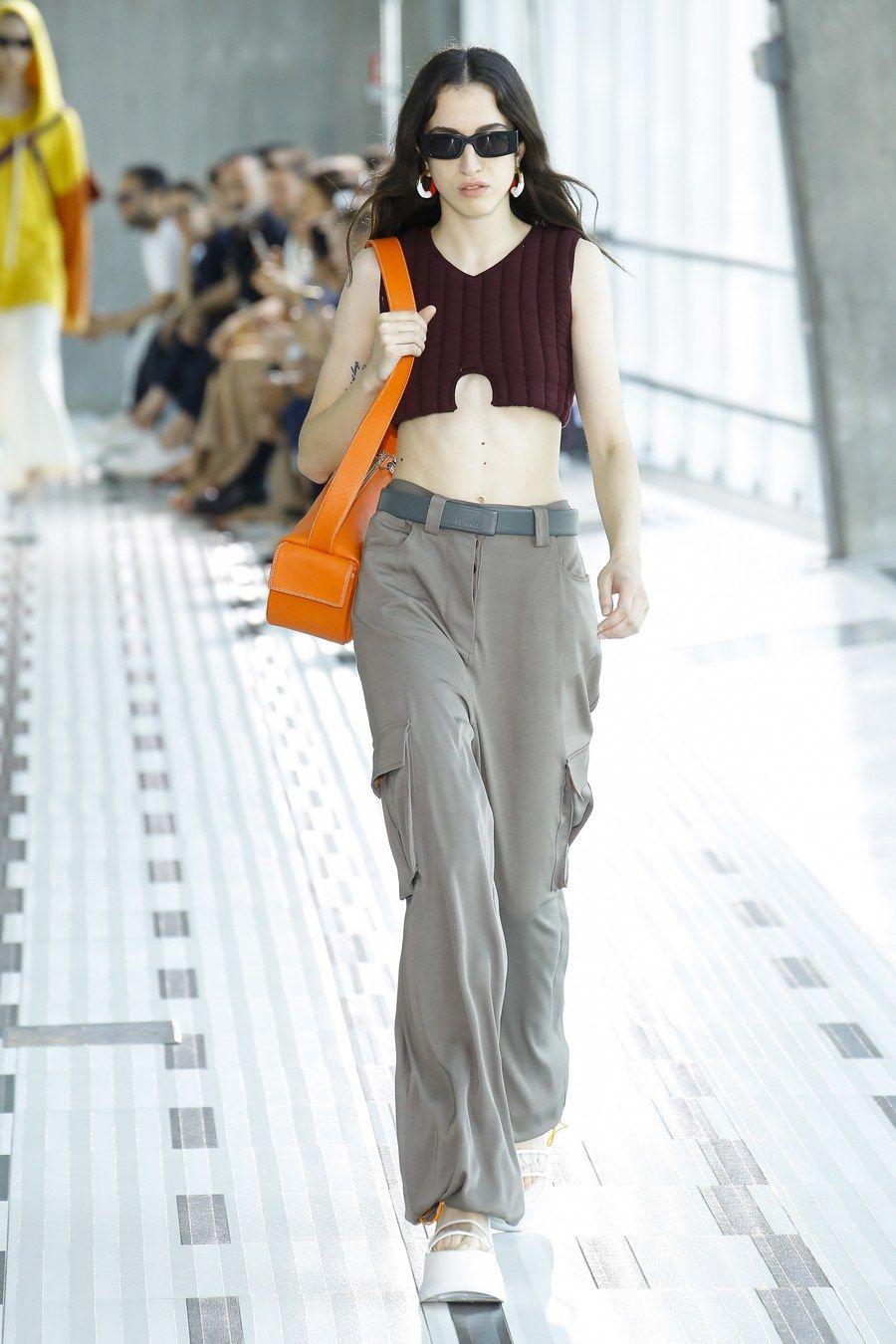 Sunnei Spring 2019 Menswear Fashion Show Fashion