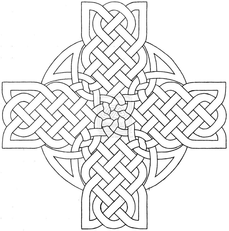 11+ Celtic cross coloring pages ideas