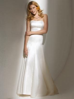 Very Simple Wedding Dresses