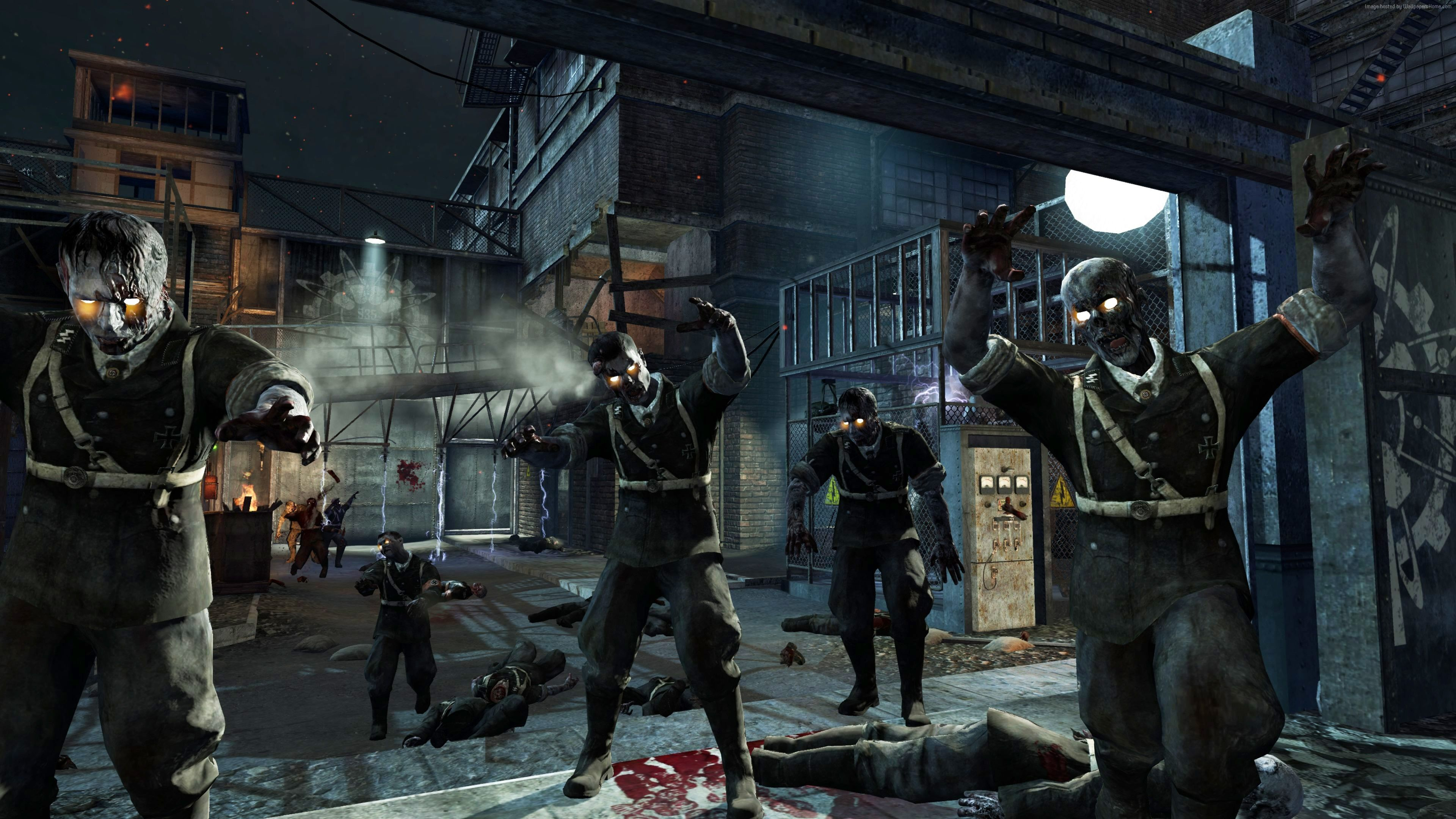ab2c885c9e Call of Duty, World at War, Zombies, shooter, CoD, WaW, zombie, iOS ...
