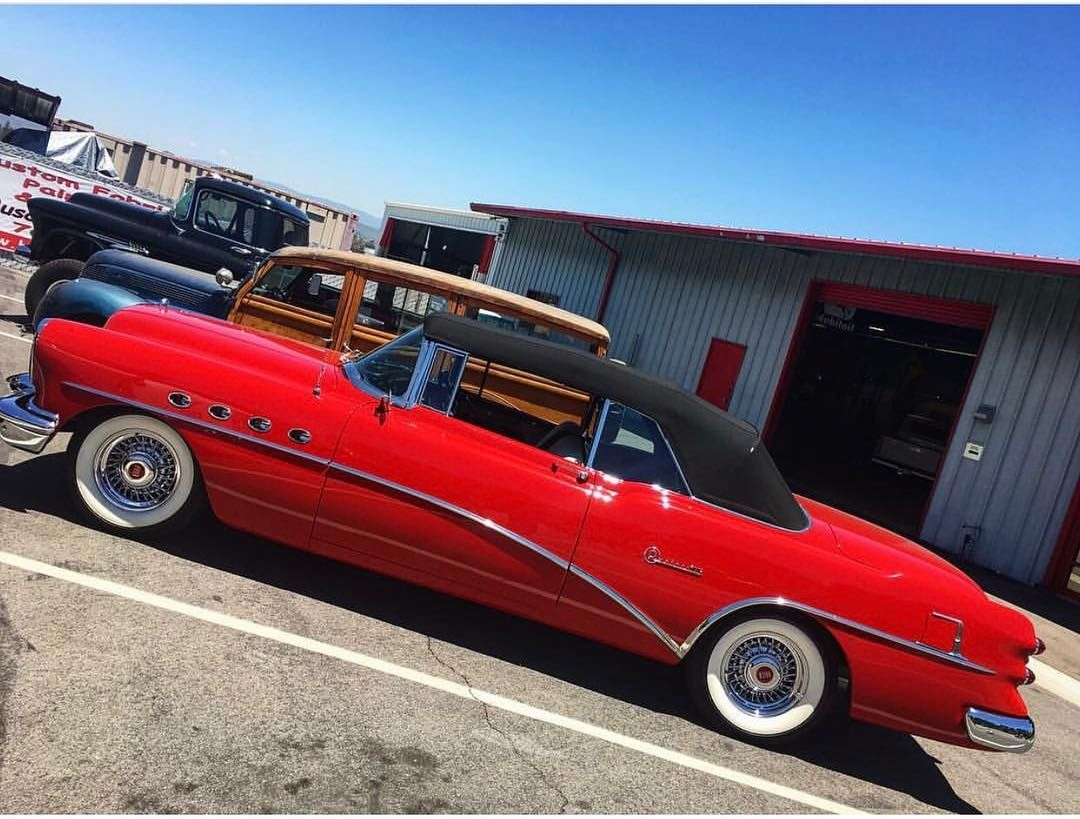 Buick 1953-54-55-56 nailhead gear reduction MINI STARTER 264-322 hot rod NEW