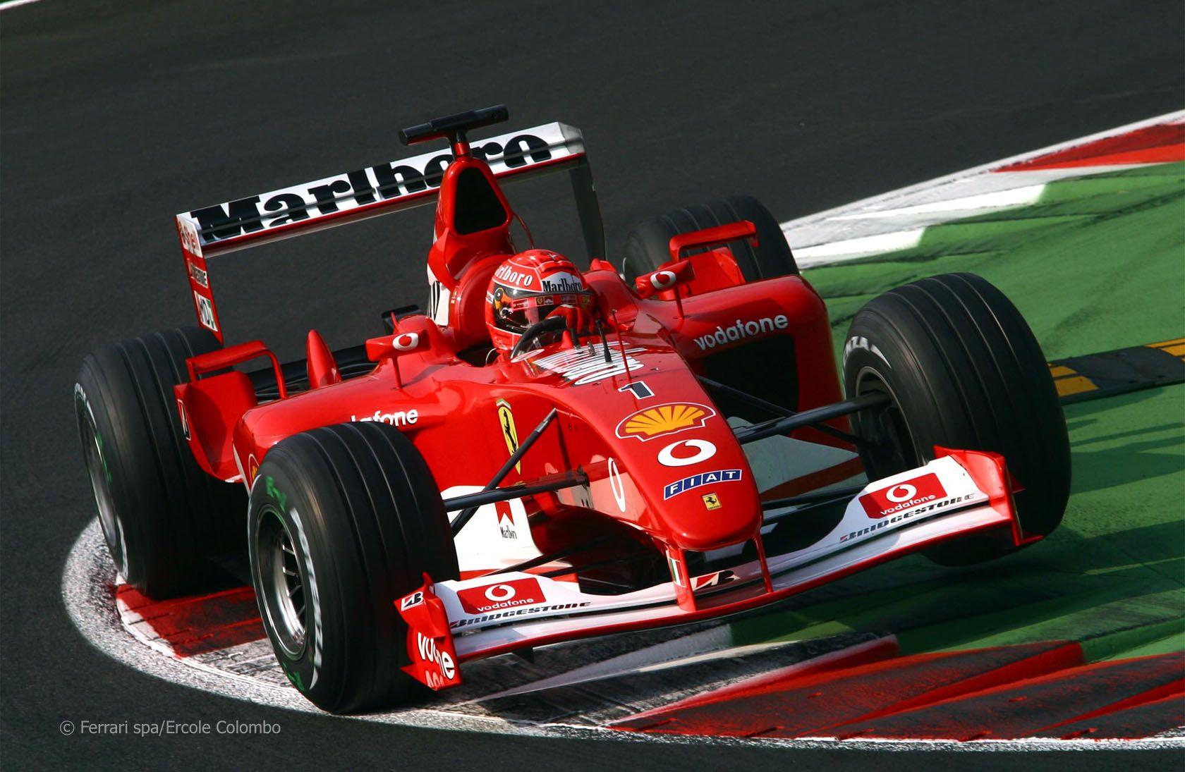 Ferrari F Michael Schumacher